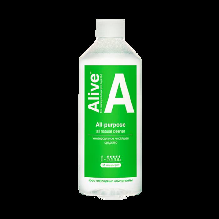 Alive A Универсальное чистящее средство / Alive A All-purpose cleaner