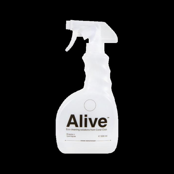 Alive Флакон с триггером / Alive Trigger spray bottle