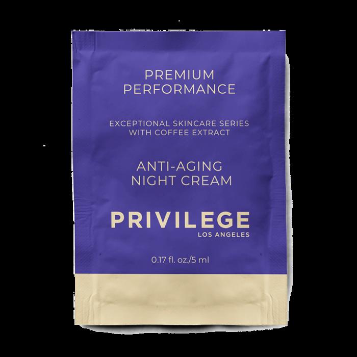 Privilege Крем для лица и шеи омолаживающий ночной / Privilege Anti-Aging Night Cream (5 мл)