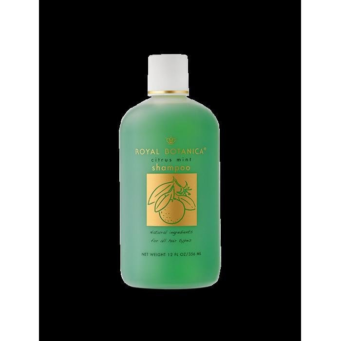 Шампунь для волос цитрусово-мятный / Citrus mint shampoo