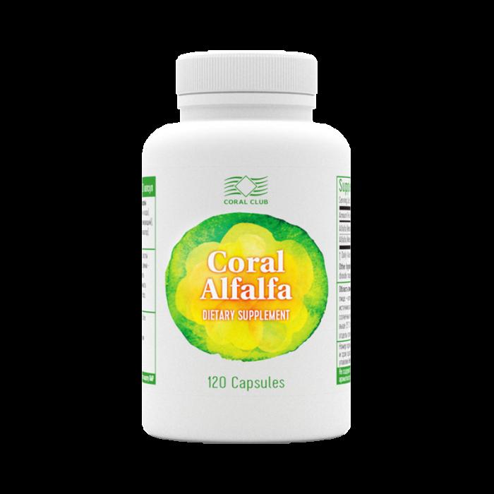 Корал Люцерна / Coral Alfalfa
