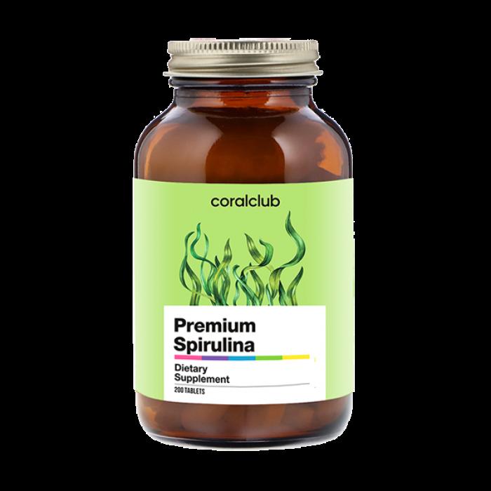 Премиум Спирулина / Premium Spirulina