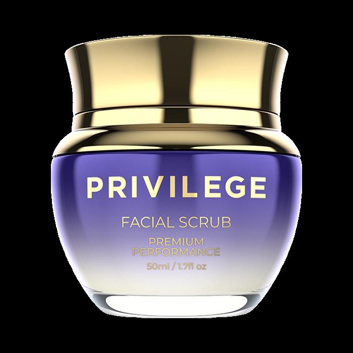 Privilege Скраб для лица / Privilege Facial Scrub