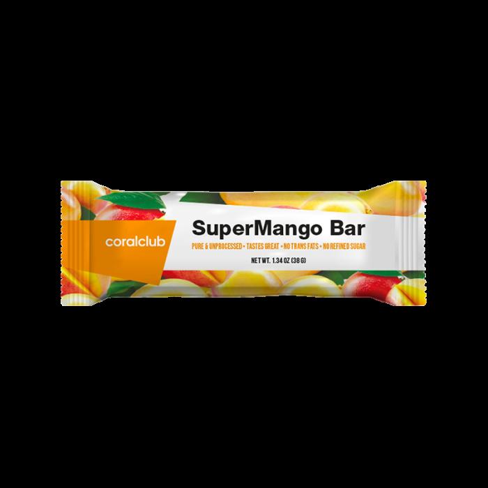 Батончик СуперМанго Бар / SuperMango Bar