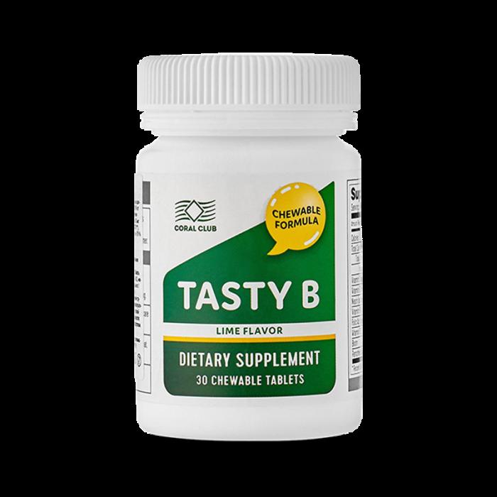 Тэйсти Би со вкусом лайма / Tasty B lime flavor