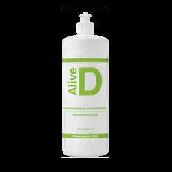 Alive D Гипоаллергенная жидкость для мытья посуды / Alive D Hypoallergenic dishwashing liquid
