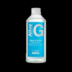 Alive G Средство для стекол и зеркал / Alive G Glass & Mirror cleaner