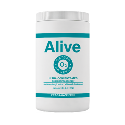 Alive Концентрированное средство для отбеливания и удаления стойких загрязнений / Alive Ultra-concentrated stain remover/deodorizer