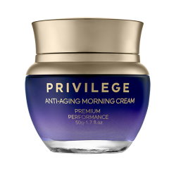 Privilege Крем для лица и шеи омолаживающий дневной / Privilege Anti-Aging Morning Cream