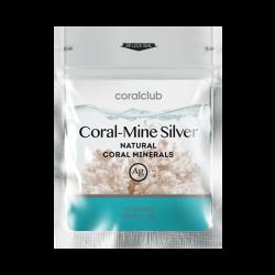 Коралловая вода Корал-Майн Сильвер / Coral-Mine Silver