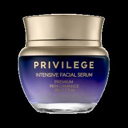 Privilege Сыворотка для лица и шеи интенсивная с экстрактом кофе / Privilege Intensive Facial Serum