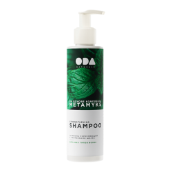 Шампунь ODA Naturals укрепляющий с протеинами шелка / ODA Naturals Strengthening Shampoo