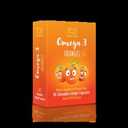 Омега 3 Апельсина / Omega 3 Oranges