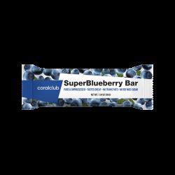 Батончик СуперБлуберри Бар / SuperBlueberry Bar