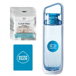 Набор Начни с воды (голубая бутылка) / Water Pack (blue bottle)